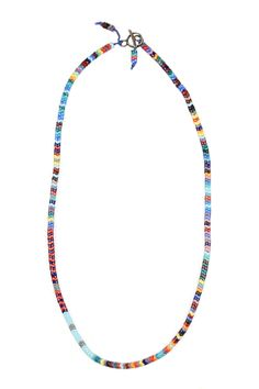 African Bead Necklace