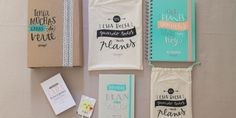 PAPER GOODS: Le nuove agende di Mr.Wonderful - Sweet as a Candy