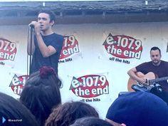Nathan se apresentando no #SplashBash em Sacramento, nos Estados Unidos. (via @beashm0) (12 ago.)