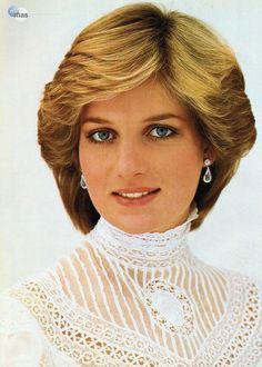 Los recuerdos de Lady Diana