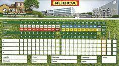 Les recordamos que la próxima fecha será en Pilar del Lago el 13/06. Le adjuntos la tarjeta de juego.
