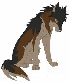 Scorchfang||male||older pup, around 15 in human years|| is handsome,rude, rebellious,show off, hot headed|| gets bored easily and doesn't like being told what to do|| follower of cyclone|| power:unkown||best friends with Powhatan