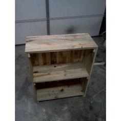 Tiny Reclaimed Wood Shelf