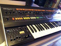 MATRIXSYNTH: Roland Jupiter-8 Synthesizer Keyboard SN 030104
