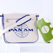 Take a look at the Pan Am event on #zulily today! Love these Pan Am bags! Wish I could buy some (not a priority right now) but I thought some of my Berlin friends with Pan Am might be into it! Check it out.