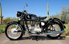 1964 BMW R27 Motorcycle