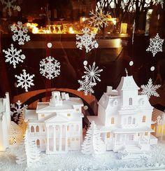 #paperhouses #natale #christmas #casettedicarta #papervillage