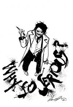 The Joker by Rafael Albuquerque