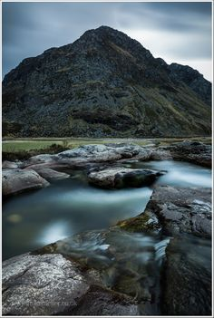 Glen Lee, Loch Lee. Scotland