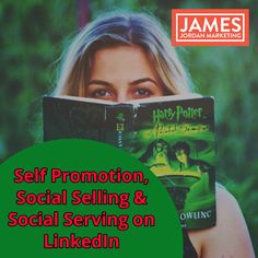 How to use self promotion, social selling and social serving on Linke… Content Marketing, Social Media Marketing, Digital Marketing, Marketing Ideas, Relationship Marketing, Sell Your House Fast, Self Promotion, Competitor Analysis, Influencer Marketing
