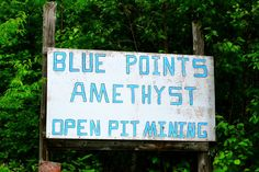 The Blue Point Amethyst Mine, Thunder Bay: See 115 reviews, articles, and 44…