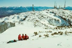 Shooting Film: Wonderful Andalo Mountain Film Phtotography by Stefano Santucci