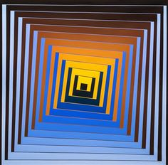 Victor Vasarely, (French/Hungarian, 1906-1997), VONAL-NAP, 1979 | Post War and Contemporary Art | May 21 in Chicago