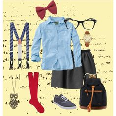 Geek Chic for my inner geek