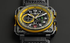 Bell & Ross BR171 RS17 Only Watch 2017