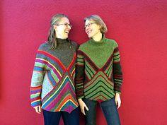 Ravelry: Pulloncho pattern by Annett Cordes Thread Art, Ravelry, Pattern Art, Art Patterns, Knitted Poncho, Yarn Projects, Men Sweater, Turtle Neck, Knitting