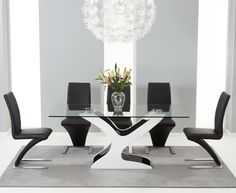 Z chairs and table