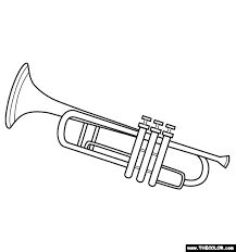 resultado de imagem para trumpet drawing fostergingerpinterestcommore pins like this one at