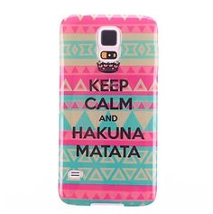 Beauty TPU Soft Case Cover for Samsung Galaxy S5 /Note 4