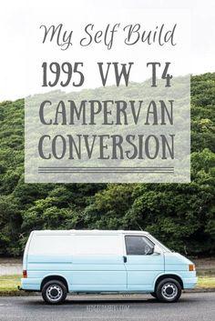 0cf16daefb My Beautiful Self Build VW T4 Campervan Conversion  )