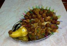 Fasírtos sünike Pear, Waffles, Pudding, Fruit, Breakfast, Desserts, Food, Morning Coffee, Tailgate Desserts