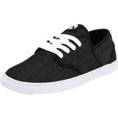 Osiris Women`s EU Skate Shoe,Denim/Black/White,10 M US