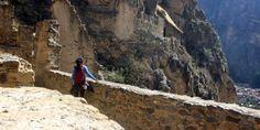 Ollantaytambo: uma noite no Vale Sagrado dos incas #peru Destino de Viagem