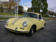 Porsche 356 Karmann 1964 Coupe