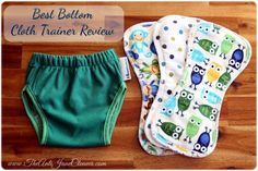 Best Bottom Cloth Training Pants #review #clothdiapers #die-besten-stoffwindeln.de