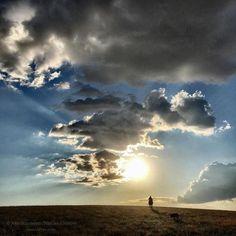 #Natura: #Foto Photograph by @JohnStanmeyer Kazakh horseman heading across the steppes after playing Kokpar in the Mangystau region of Kazakhstan. I am... da  (link: http://ift.tt/1YlIpz5 )