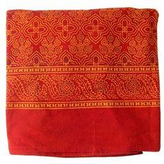 Blanket-Block Print Coverets|India