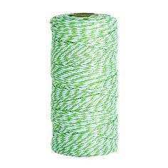 eBoot Kitchen Cotton Twine Cooking String 328 Feet (Green... https://www.amazon.com/dp/B01MTN73K9/ref=cm_sw_r_pi_dp_x_n2qPybZ7WSPRN