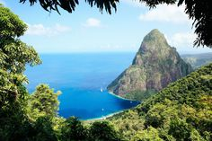 One Woman Heads to St Lucia in Search of Clarity–After Saying Goodbye to New York For Good