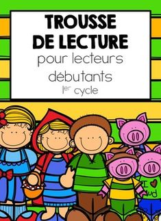 French Teaching Resources, Teaching French, Grade 1 Reading, Guided Reading, Vocabulary Activities, Classroom Activities, School Organisation, French Worksheets, School Plan