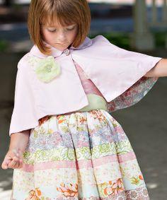 Moxie   Mabel Sweet Pink Megan Cape Baby Fashionista 84f7d41aa