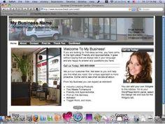 Setting WordPress widgets Business Names, Wordpress, Ads, Website, Blog, Blogging