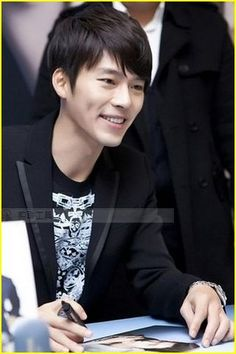Secret Garden ♥ Hyun Bin as Kim Joo Won