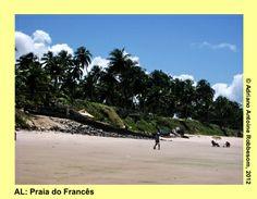 Praia do Francês (AL), near Maceió.