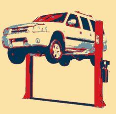 Unite U2P-9F Two-Post Lift $1,895.00 Two Post Lift, Auto Lift, Low Ceilings, Lifted Cars, Nerf, Twins, Gemini, Twin