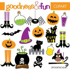 Hey, I found this really awesome Etsy listing at https://www.etsy.com/listing/160522733/spooktacular-halloween-clipart-digital