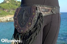"Leather Utility Hip Belt _""CROSS""_ High Quality Handmade Designer Pocket Belt Bag 4 Gypsy/Nomad/Urban Lifestyle [Festival.Travel.concert] by offrandes on Etsy https://www.etsy.com/listing/81962486/leather-utility-hip-belt-cross-high"