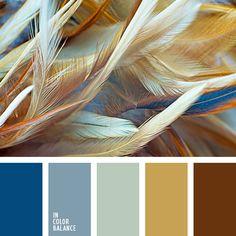 бежевый, зеленовато-голубой, насыщенный коричневый цвет, оттенки коричневого, оттенки синего, рыже-коричневый, серо-голубой, синий и цвет песка, цвет кожи верблюда, цвет песка, цвета моря, цвета штормового моря, яркий коричневый.