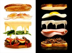 Levitating Grilled Cheese Sandwiches, from The Modernist Cuisine. The Art of Cooking Photos by: RYAN MATTHEW SMITH/MODERNIST CUISINE LLC.. Vanity Fair CULTURE October 18, 2013