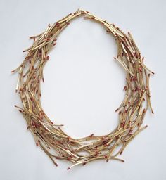 Alexandra Bahlmann – necklace 1995