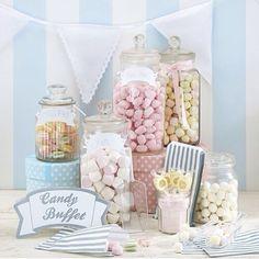 Godisbord / Candy buffet