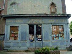 Librairie Septentrion, Saint-Malo (Bretagne)
