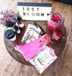 So ein herrlicher Tag! 😍 Habt einen sonnigen Start in die Woche! #justbloom #boxstories #wochenstart #sonnenschein #regram @yanikasblog