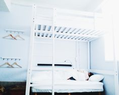 Our room. 6 bunk beds. Very comfortable yet affordable.