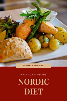 What can you eat on the Nordic Diet? Click through to learn more today! Source by womansworldmag Related posts: Noom's Green Foods List – How To Eat More and Still Lose Weight – Jitter Fit… Fast Healthy Meals, Healthy Dishes, Scandinavian Diet, Scandinavian Recipes, Skyrim Food, Nordic Diet, Nordic Recipe, Diet Recipes, Healthy Recipes