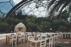 Eden Project Wedding Photography :: Sarah & Chris
